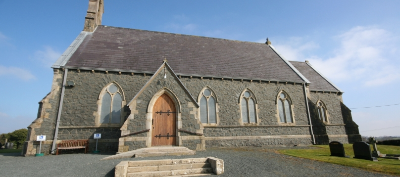 Church of the Ascension & Church Halls at Annahilt