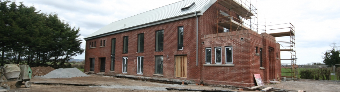 Conversion of Sir William Allen Hall, Hillsborough Easter Progress Update